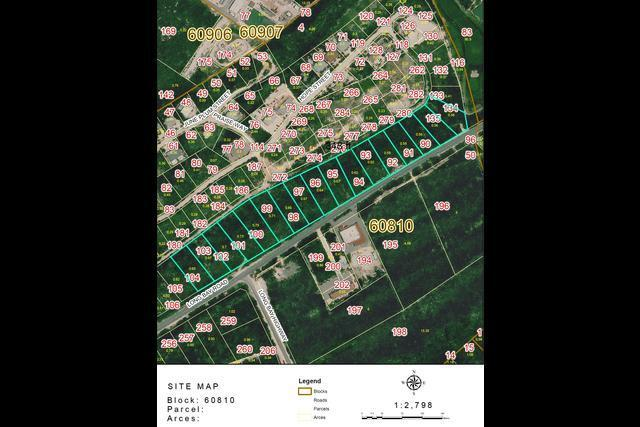 11 Acre Commercial Plot - Century21 Erishar-Properties